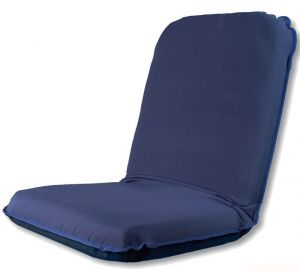 Comfort Seat stay-up cushion and chair Blue 100x49x8mm #OS2480001