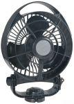 Ventilatore Caframo modello Bora Nero 12V 0,24A 3 Velocità #OS1675412