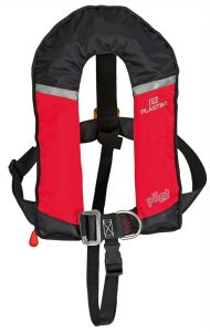 Plastimo Pilot Junior 150N Lifejacket Weight 18/40Kg with Safety harness #FNIP64118