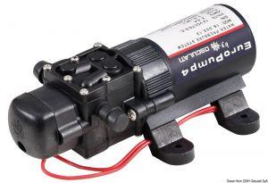 Autoclave Europump 4 a Basso Consumo 12V 2A 3Lt 2,45 Bar Ø10mm #OS1650312