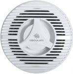 Couple 2-way speakers Power couple 60W Rms Max 100W 60-20.000Hz 4.0Ohm White #OS2972200