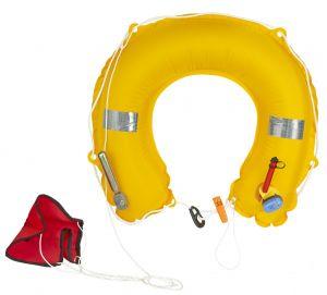 Inflatable horseshoe Lifebuoy without Light #FNIP64887