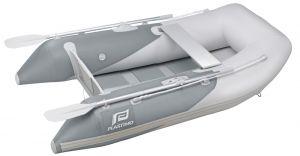 Plastimo Inflatable Boat RAID II P200SH Grey #FNIP61161