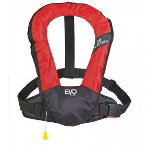 Plastimo Evo 165N Lifejacket Manual Red #FNIP65172