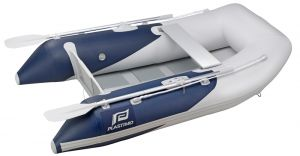 Plastimo Inflatable Boat RAID II P200SH Blue and Grey #FNIP61162