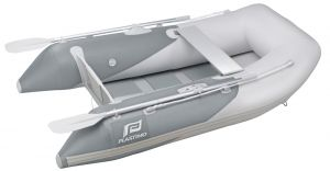 Plastimo Inflatable Boat RAID II P240SH Grey #FNIP61165