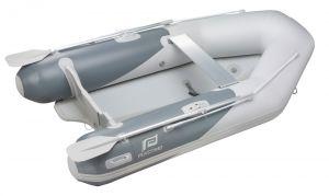 Plastimo Inflatable Boat Fun PI 230VB Grey #FNIP61169