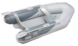 Plastimo FUN PI 270VB Inflatable Boat Grey #FNIP66081