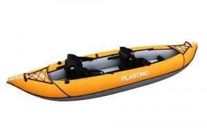 Kayak a due posti Arancione 320x91.5cm #FNIP66113