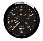 Osculati Water pressure Speedometer 0-35MPH 12/24V #OS2732508