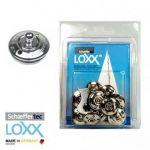Blister 10pz Basi Attacco Tessuto Loxx - Tenax #MT3214293