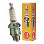 Genuine Japanese NGK BPR7HS-10 sparkplugs #MT4851617