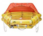 Transocean Plus 10-man Liferaft Rigid container #FNIP52393
