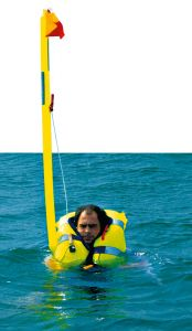 Inflatable Dan Buoy with Light #FNIP63747