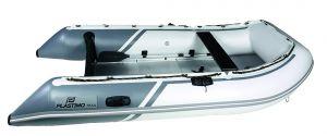 Plastimo P340 HA Inflatable Boat Grey #FNIP61176