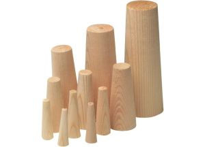 Kit coni in legno di emergenza #N91556205700