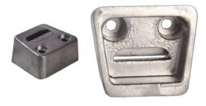 Zinc Duo Prop Shaft anode for OMC JOHNSON EVINRUDE VOLVO engines (also Cobra OMC Shaft) #N80607230724