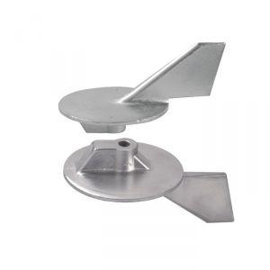 Zinc Fin Anode 688-45371-02 for YAMAHA MARINER 50 - 90 Hp #N80607430603
