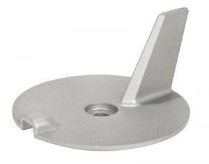 Zinc Fin Anode 67C-45371-00 for YAMAHA 25 - 60 Hp 4 Strokes #N80607430625