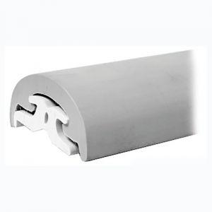 Tessilmare Profilo Parabordo Radial H40mm Confezione da 16mt Colore Grigio #MT383232416