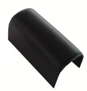 Tessilmare Coprigiunta NERO in PVC per Profili Radial H.52mm #MT3833218