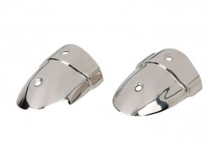 Pair of End Caps for Sphaera 25 Profile with Standard Base #MT3833512