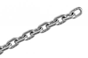 316 Stainless steel calibrated chain - D.10mm - 50mt #MT011501150