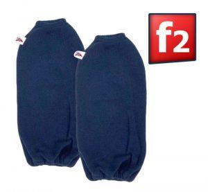 Fendress Coppia Copriparabordo Blu Navy in spugna poliestere per Polyform F2 #MT02804501