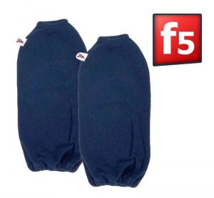 Fendress Polyester Blue Navy Pair Fender Covers for Polyform F5 #N12102804504