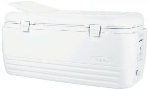 Igloo Box Portable Ice Chests 150Qt 142Lt 1050x480x510mm 11,2Kg White #MT1540154
