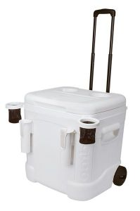Ghiacciaie Portatili Igloo Cube M60 57Lt 510x470x520mm 7,6Kg Bianco #MT1540057