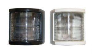 Luce di via in materiale plastico - Luce bianco 135° - 63x53xH75mm #MT25127944