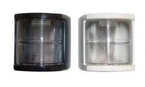 Plastic navigation light - White light 135° - 107x90xH108mm #MT25127954