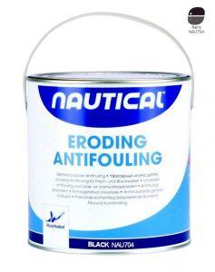 Antivegetativa AkzoNobel Nautical Eroding Autopulente 2,5lt Nero #N710470COL2017