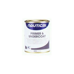 Nautical Primer and Undercoat 0,75lt White #470COL2400