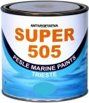 Marlin Super 505 semi-hard Antifouling Sky Blue 2.5 lt #461COL475