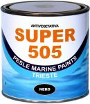 Marlin Super 505 semi-hard Antifouling Black 2.5 lt #461COL477