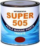 Marlin Super 505 semi-hard Antifouling Oxide Red 2.5 lt #461COL479