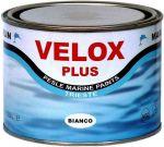 Marlin Velox Plus Antivegetativa per piedi e gruppi poppieri Bianco 0,5lt #461COL516