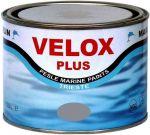 Marlin Velox Plus Antivegetativa per Piedi e Gruppi Poppieri Grigio 0,5lt #461COL517