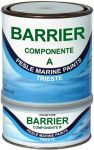 Marlin Resina Barrier Epossidica Bicomponente 0,75lt Trasparente #461COL565