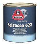 Boero Scirocco 622 Long Life Hard Antifouling 0,75 Lt 001 White #45100040