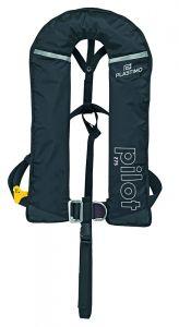 Pilot 275N Automatic Inflatable Lifejacket Black #FNIP62134
