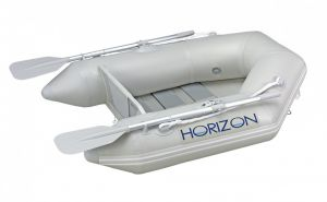Plastimo Horizon 185S Old Inflatable boat Slatted floor #FNIP65713