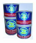 3C Colla nautica Rossa  A+B 1Kg # 470COL570