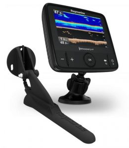 Raymarine Dragonfly 7 PRO Eco con CHIRP DownVision Sonar CPT-DVS Wi-Fi #RYE70320
