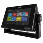 """Raymarine Axiom 7 RV Multifunction 7"""" Display with integrated RealVision 3D 600W Sonar with RV-100 and NSD #RYE7036503NS"""