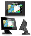 Simrad GO-5 XSE Chartplotter with DownScan Transducer 000-14456-001 #62600061