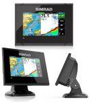 Simrad Eco Gps GO-5 XSE con Trasduttore TotalScan 000-14450-001 #62600062