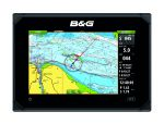 B&G Vulcan 7R 7-inch Touch Chartplotter No Transducer 000-14082-001 #62800039